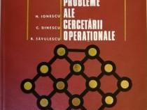 H. Ionescu - Probleme ale cercetarii operationale, 1972