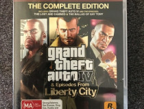 PS3 Grand Theft Auto IV The Complete Edition