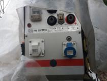 Generator tensiune compresor - aparat sudura