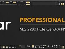 Lexar Professional 256GB SSD