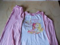Pijamale pentru fetite de 8 - 10 ani