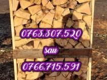 Carbuni lignit si lemne de foc