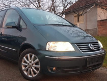 Volkswagen sharan, business line, 6 viteze, euro 4