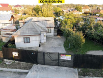 Comision 0% Casa si teren 1890 mp Costesti