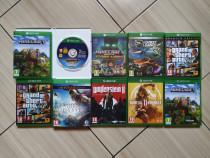 Xbox One: GTA 5, Minecraft, Rocket League, Wolfenstein 2, MK