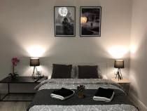 Garsoniera centrală lux in regim hotelier
