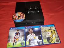Playstation 4 1 TB+Jocuri