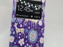 Husa Flip Iphone 6 / 6s+ cablu de date