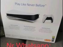 PS5 Sigilat, Versiune Disk cu Blu-Ray