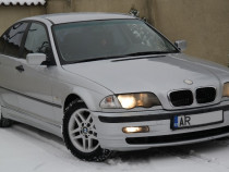 Bmw E46 320d - an 1999, 2.0d (Diesel)