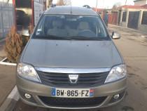 Dacia logan mcv, 1.5 dci, fabr.10/2011,7 locuri.