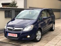Opel Zafira 1.9CDTI 6+1 Trepte 7 Locuri