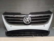 Grila radiator+emblema+grila bara fata VW Passat CC 2008-