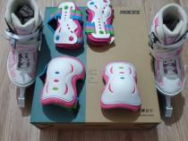 Patine copii Rocces IC Skate + set cadou