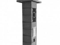 Sistem cos de fum Wienerberger 20B 36 x 36cm 7ml