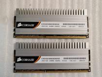 Memorie RAM desktop Corsair XMS3 4GB (2x2GB) DDR3 1600 MHz