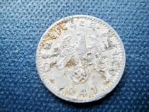 B967B-I-Moneda 50 Reichphenig 1940 aluminiu st. uzata 2.3cm.