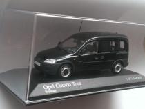 Macheta Opel Combo C Tour 2002 negru - Minichamps 1/43