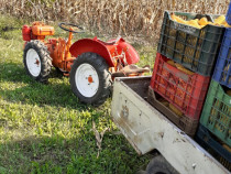 tractoras motocultor 4x4 diesel lombardini 572 cm -21cp