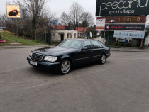 Mercedes S320 w140 long Variante SUV.