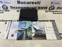 Mapa,toc piele,manual,carte service BMW F10