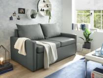 Canapea Noua, 2 locuri, extensibila cu lada
