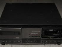 Dublu deck Sony TC-D507, Made in Japan