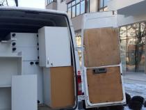 Transport marfa mobilă bagaje diverse