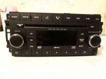 Radio cd/magazie 6 cd/ dvd Dodge,Jeep,Chrysler