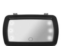 Oglinda auto retrovizoare cu LED