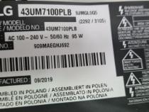 Modul LG 43UM7100PLB