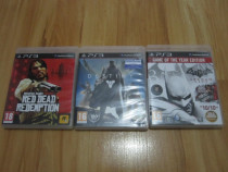 Jocuri PS3 Batman Arkham City,Red Dead Redemption,Destiny