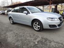 Seat Exeo 1.6 benzina, model 2010, euro 5