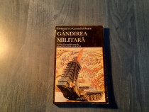 Gandireq militara de Corneliu Soare