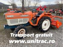 Tractoras tractor japonez kubota L 1802 dt