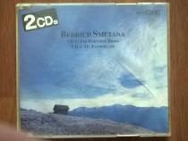 Set 2 cd-uri originale muzică clasică (BEDRICH SMETANA)