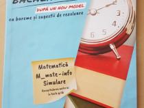 Culegere teste bacalaureat matematica