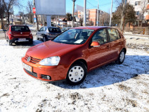 Volkswagen VW Golf 5 1.6 MPI benzina Model Goal 2007