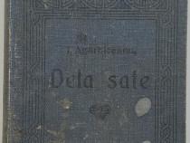 Ioan Agarbiceanu - Dela sate prima editie coperta originala