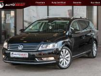 Volkswagen Passat B7 break, webasto