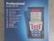 GLM 250 VF Professional telemetru cu laser Bosch