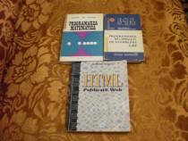 3 carti de programare matematica