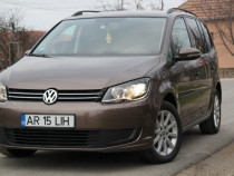 Vw Touran - an 2011, 1.4 (Benzina)