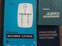 Cartea instalatorului electrician + Agenda + Memoratorul