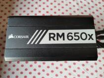 Sursa PC Modulara Corsair RMx Series RM650x 650W, 80+ Gold.