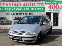 VW Sharan,2.0Benzina,2003,Navi,7Locuri,Finantare Rate