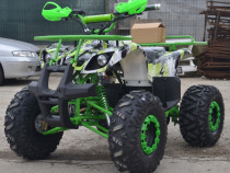 ATV electric Eco Toronto 1000W 48V DIFERENTIAL GRAFITI Green