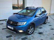 Dacia sandero stepway prestige 0,9tce + gpl euro6