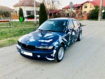 BMW 320d Facelift E46 - Camuflaj