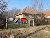 Casa, 2 camere+ bucatarie,14 ari,intravilan Doba,Satu-Mare